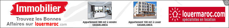 Location immobilier a tanger